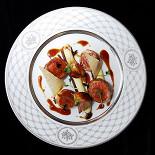 Ресторан Baccarat Cristal Room - фотография 4