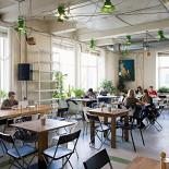 Ресторан Зеленая комната - фотография 5