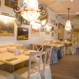 Ресторан Снегири - фотография 4 - Снегири Долгоруковская