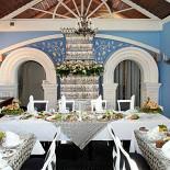Ресторан Усадьба - фотография 3 - Каминный зал ресторана Усадьба