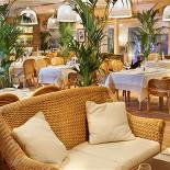 Ресторан Траттория да Милио - фотография 3 - диванная зона