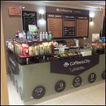 "Ресторан Coffee and the City - фотография 1 - Кофейня в БЦ ""Централ Стрит"""