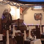 Ресторан Рассвет - фотография 3 - Зал