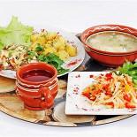 Ресторан Из печи - фотография 2 - Комплексный обед (бизнес-ланч)