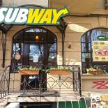 Ресторан Subway - фотография 1 - Любимый саб)