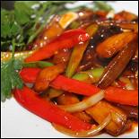 Ресторан Норд стар - фотография 3 - Овощи Ю Сянь