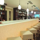 Ресторан Cinq sens - фотография 2 - Бар