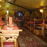 Ресторан Сказка Востока - фотография 3 - Второй этаж.