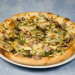 Ресторан Fantozzi - фотография 2 - пицца Строганоff