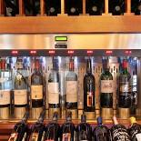 Ресторан Ле сомелье - фотография 3 - Дегустационные аппараты - изюминки винотеки Ле Сомелье.