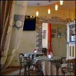 Ресторан Безе - фотография 3 - Интерьер кафе