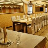 Ресторан Золотое время - фотография 1 - Банкетный зал Золотое Время