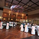 Ресторан Спутник - фотография 2 - Большой банкетный зал