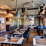 Ресторан Bar-in - фотография 3 - Основной зал BAR-IN