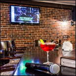 Ресторан Арена Олимп - фотография 6 - Арена Спорт - профессиональный спорт-бар. Самый большой экран в Москве. Трансляция всех основных спортивных событий.