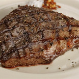Ресторан Бизон - фотография 4 - Флет айрон стейк