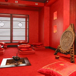 Ресторан ОМ/Чайная студия - фотография 1 - Чайная студия. Рубиновый зал.