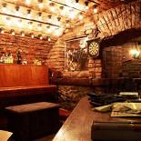 Ресторан Волшебный вкус - фотография 1 - Главный зал