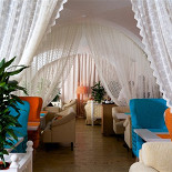 Ресторан Динар - фотография 4 - Летняя веранда