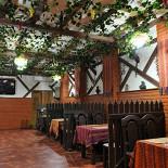 Ресторан Хлеб соль - фотография 4 - Интерьер ресторана