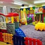 Ресторан Кайф - фотография 3 - детский зал
