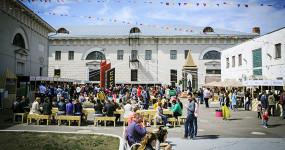 Хот-доги, тортильи, гезлеме: что есть на фестивале «Местная еда»
