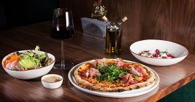 Новый бар команды Noor, пицца вTinta иновый Torro Grill