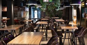 Открытие: Polyana Food Hall