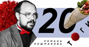 Итоги-2020: версия Романа Лошманова