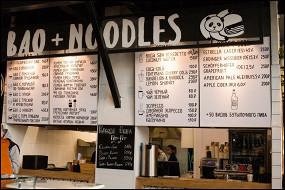 Bao + Noodles
