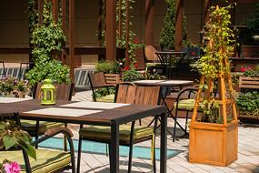 Plaza Garden Café