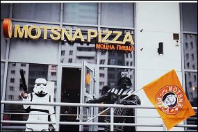 Motsna Pizza