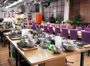 Кулинарная студия Юлии Высоцкой