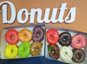 Mega Premium Donuts