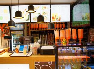 Wok Street Café