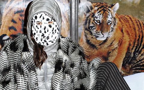Как носить вещи с леопардовым принтом