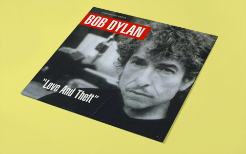 Bob Dylan «Love and Theft»