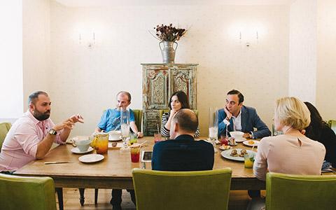 Армяне тестируют ресторан Dolmama