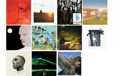 Джеймс Блейк, The Flaming Lips, Wire, Brandt Brauer Frick и другие