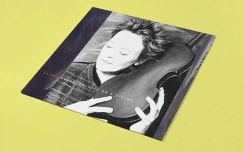 Laurie Anderson «Life on a String»