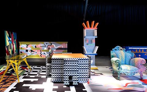Выставка Moscow Design Week