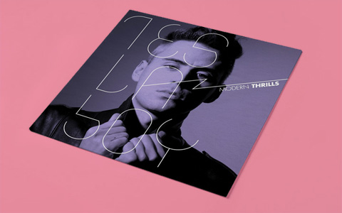 Tesla Boy «Modern Thrills»