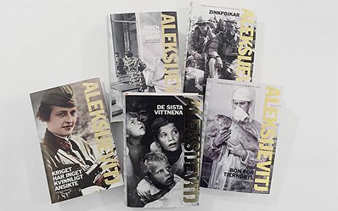 «Они такие же, как мы»: шведские издатели о книгах и героях Светланы Алексиевич