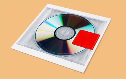 Kanye West «Yeezus»