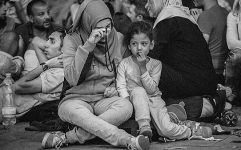 Как Германия встречает беженцев из Сирии и Афганистана
