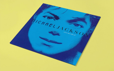 Michael Jackson «Invincible»