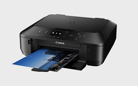 Струйный принтер Canon PIXMA, печатающий с устройств Apple