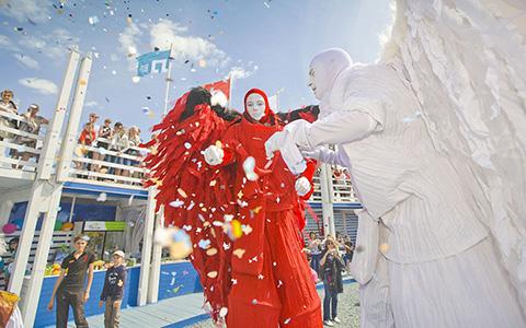 Шоу об уличной культуре соратников Cirque du Soleil