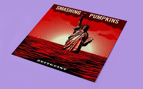 Smashing Pumpkins «Zeitgeist»