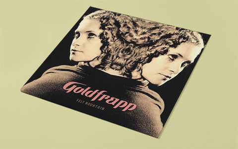Goldfrapp «Felt Mountain»